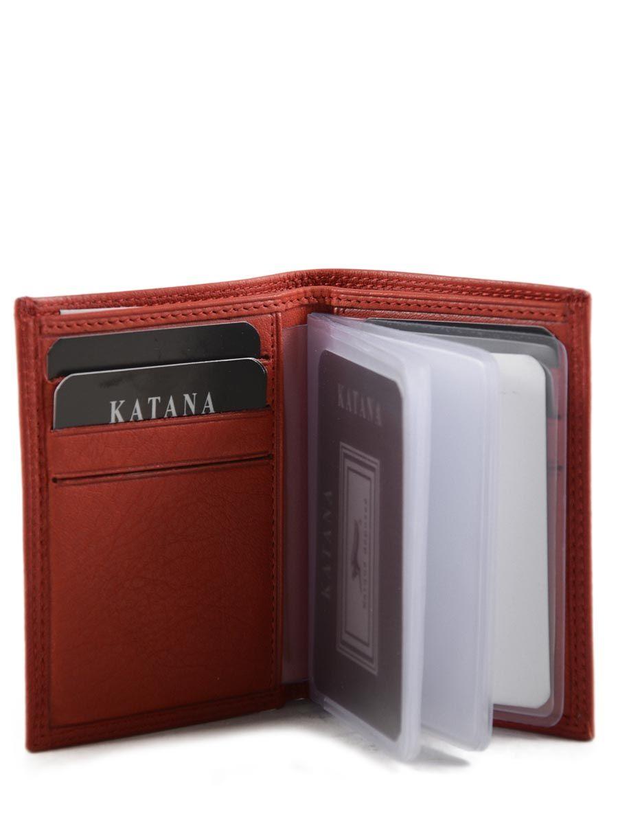 11 Couleurs Disponible Katana Etui pour Carte de Transport en Cuir r/éf 953102 Bleu Marine