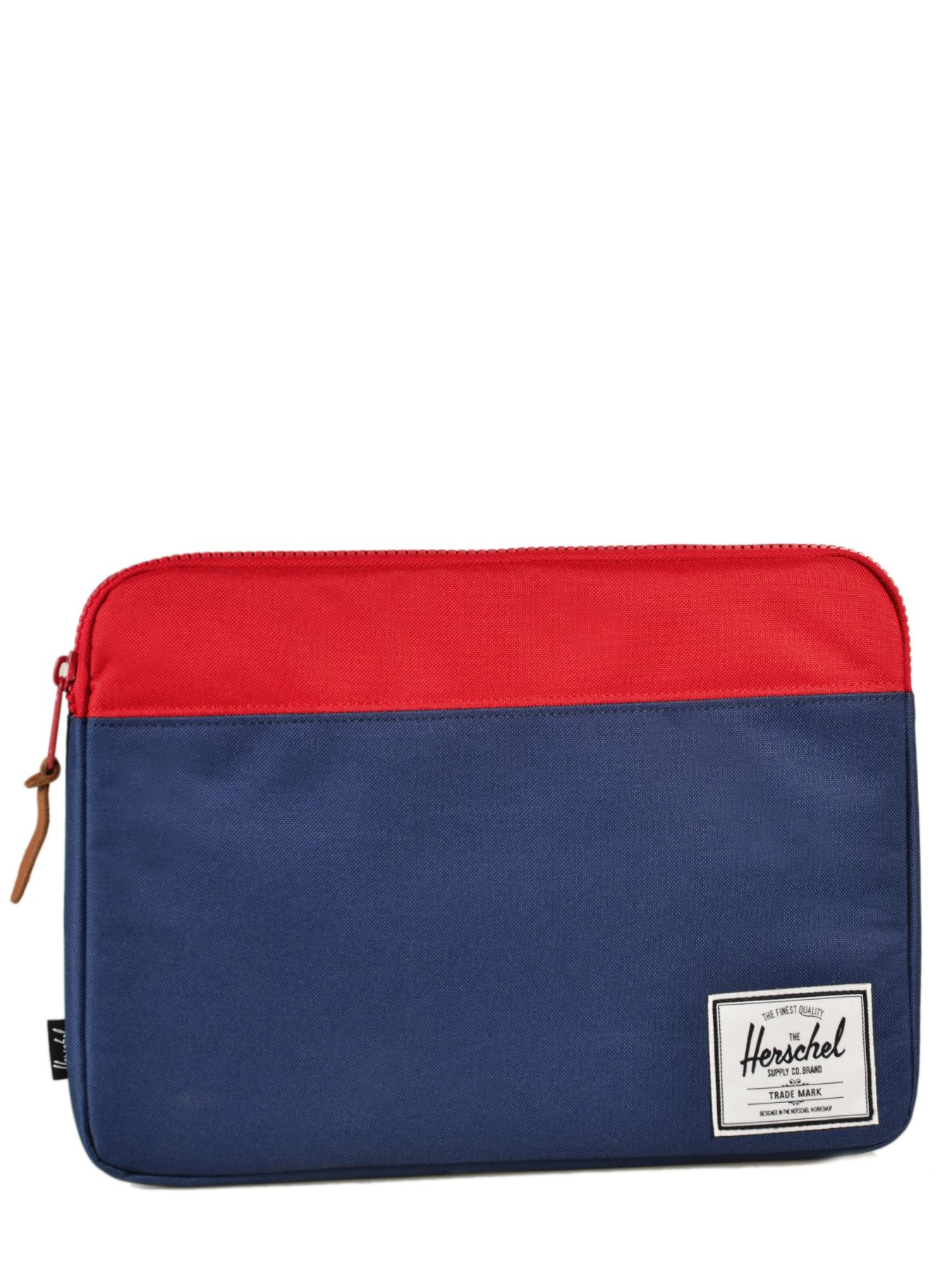 Housse ordinateur herschel navy red classics 10054 13 for Housse ordinateur
