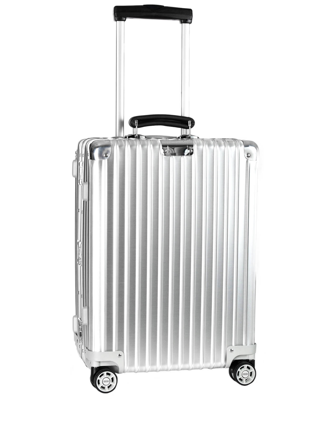 valise cabine rimowa alu classic flight 55cm livraison. Black Bedroom Furniture Sets. Home Design Ideas