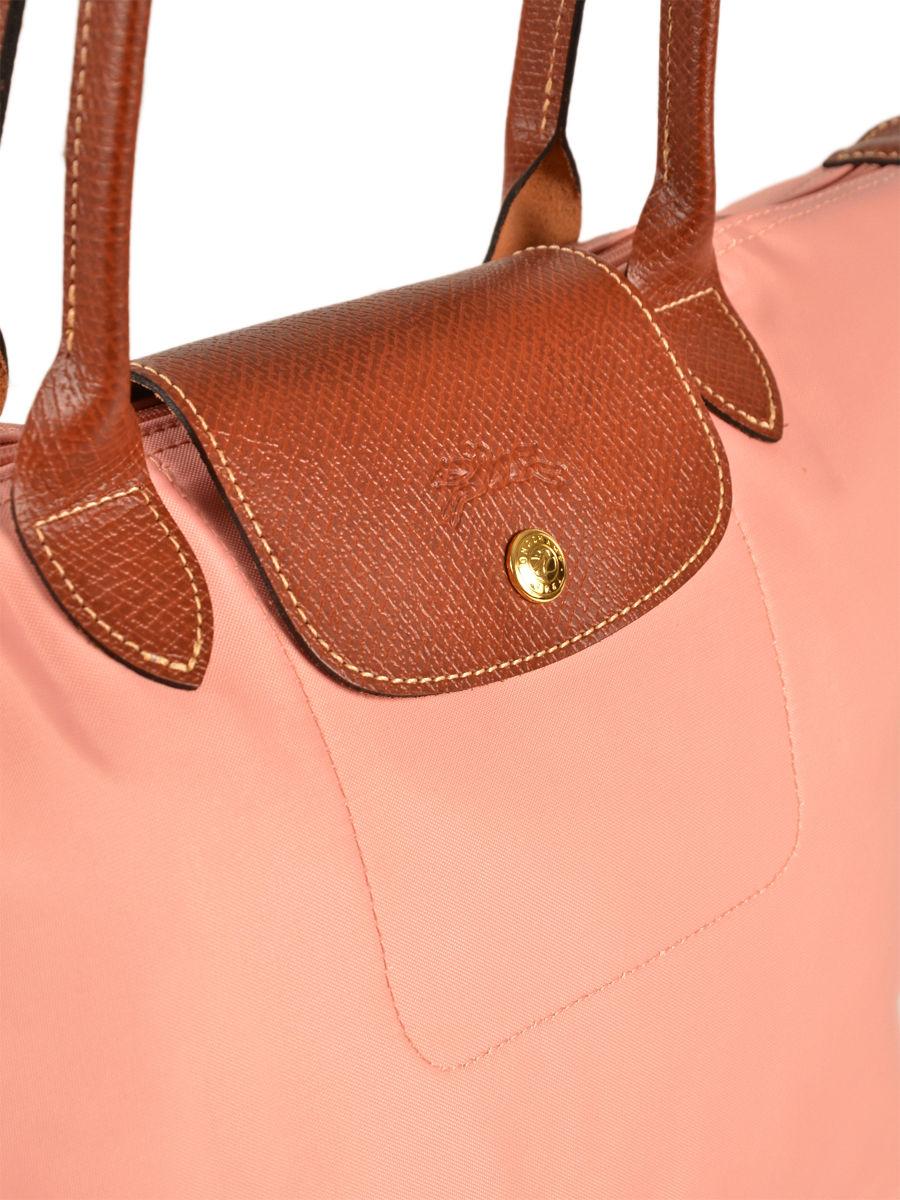 Sac Longchamp Besace Rose : Besace longchamp le pliage ros en vente au meilleur prix