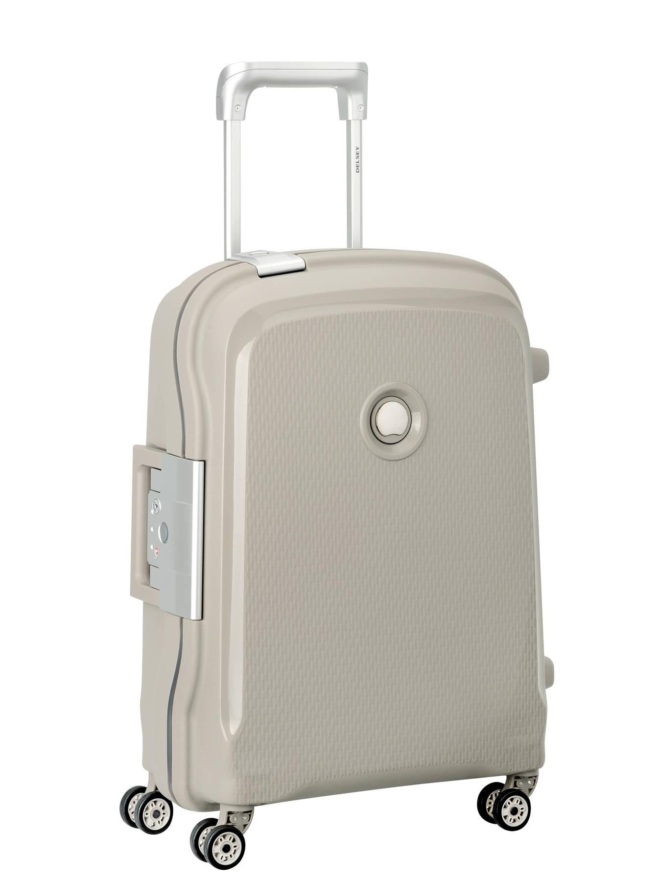 valise cabine delsey belfort ivoire en vente au meilleur prix. Black Bedroom Furniture Sets. Home Design Ideas
