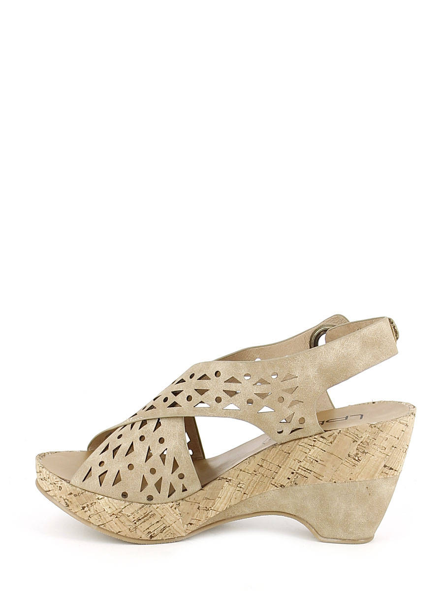 sandales les p 39 tites bombes sandales nu pieds beige en vente au meilleur prix. Black Bedroom Furniture Sets. Home Design Ideas