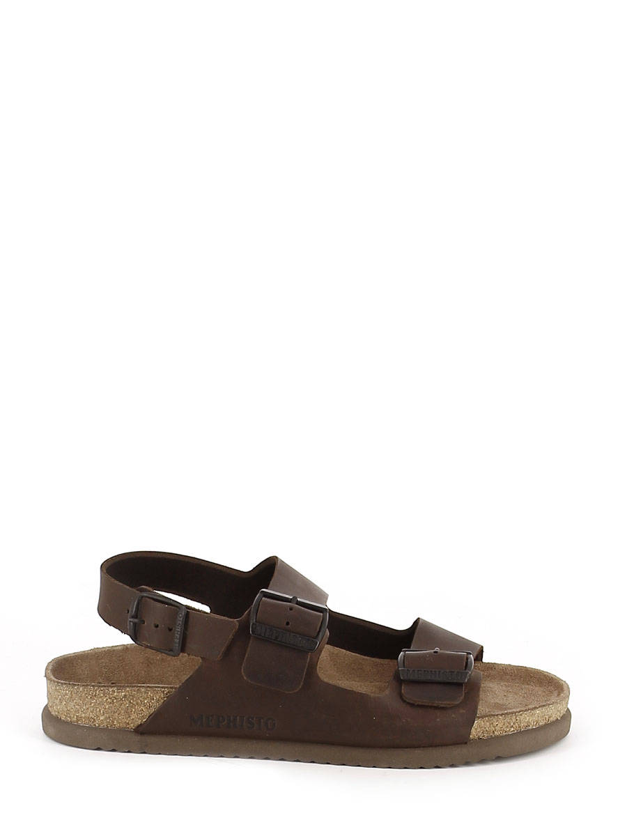 sandales mephisto sandales nu pieds dark brown en vente au meilleur prix. Black Bedroom Furniture Sets. Home Design Ideas