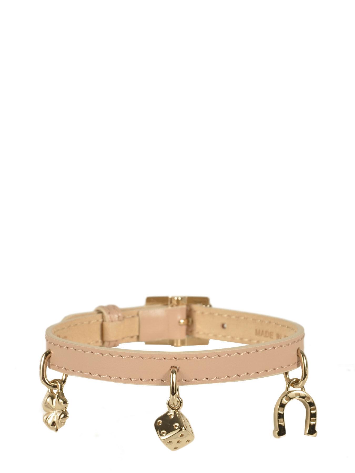 Longchamp Le Foulonné City Jewelry Beige