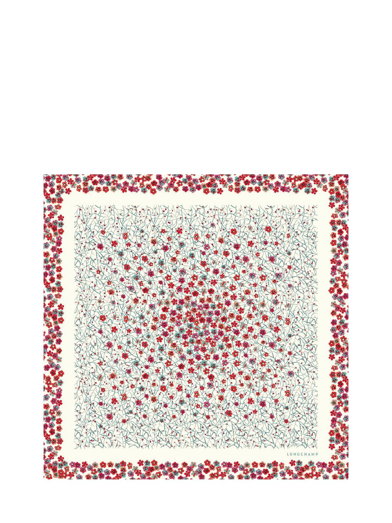 Longchamp Scarves Red