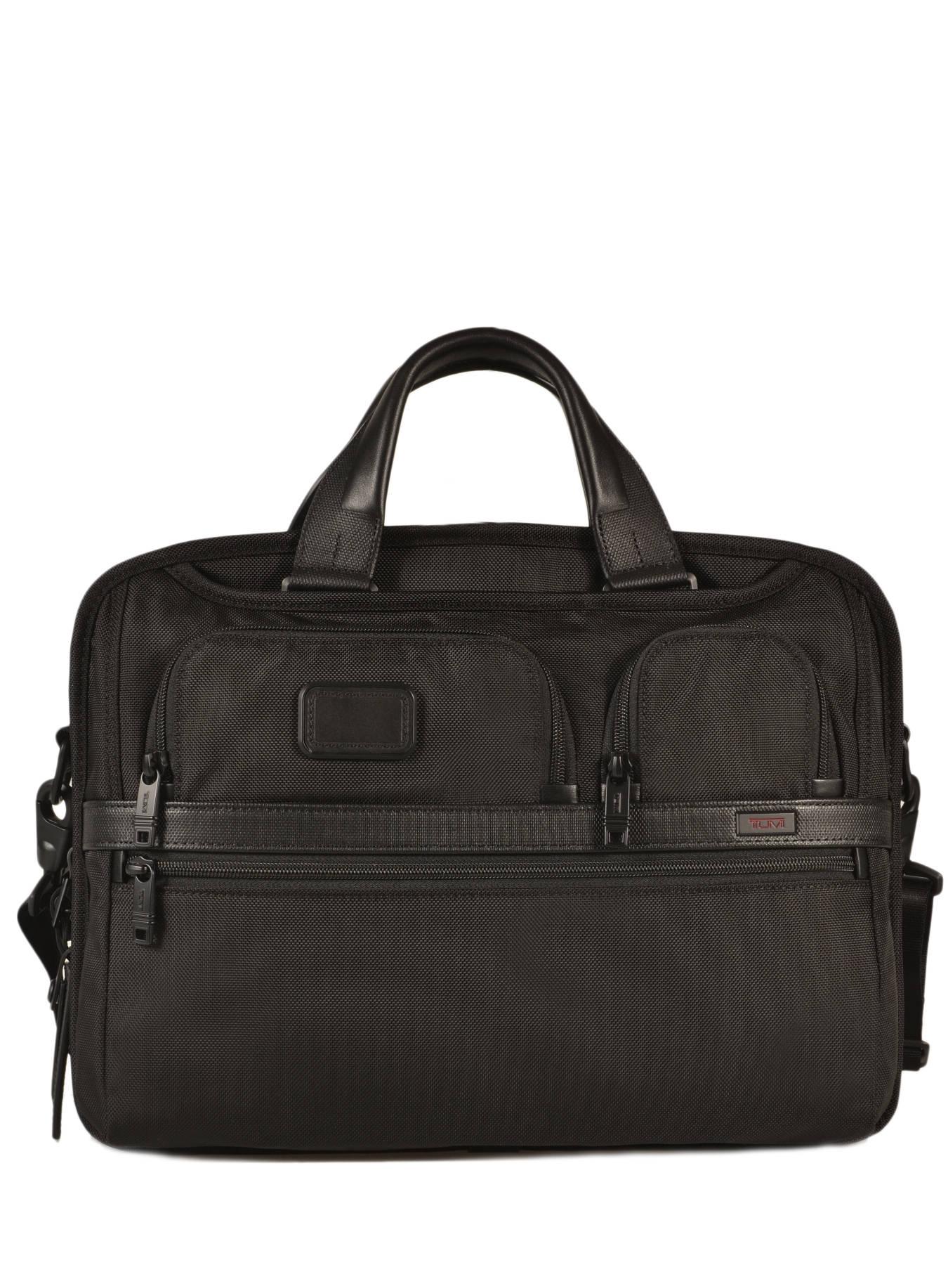Briefcase Tumi Black alpha 2 business DH26516