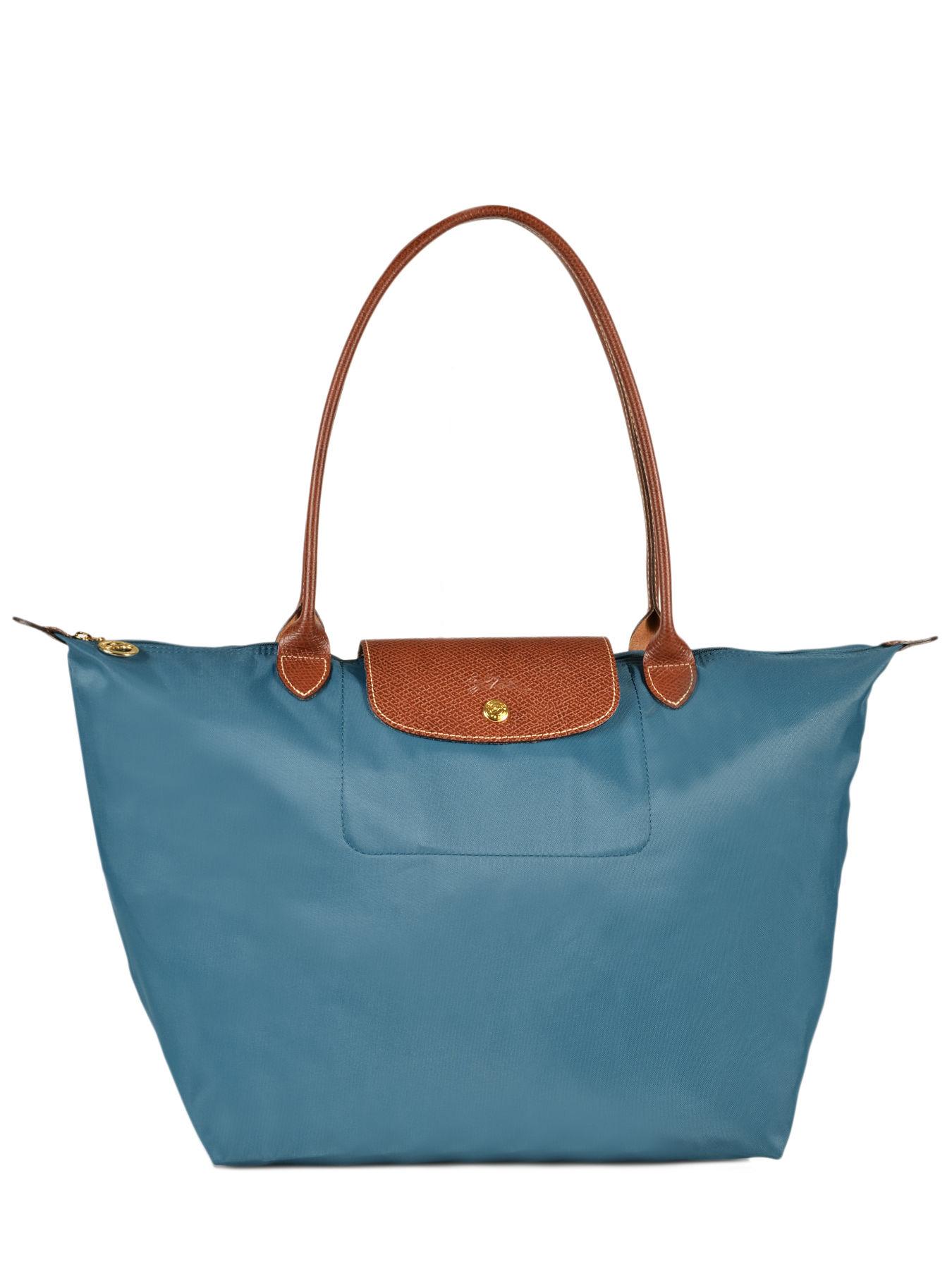 Longchamp Le pliage Hobo bag Blue