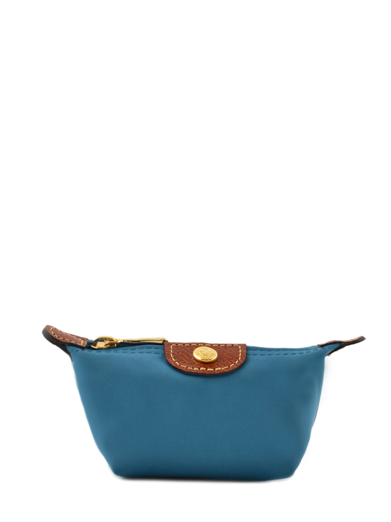 Longchamp Le pliage Porte monnaie Bleu