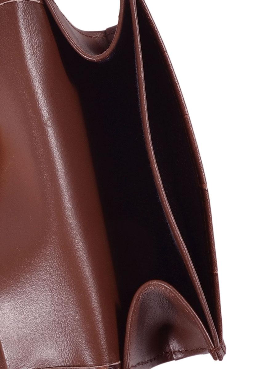 Longchamp Coin purse Brown-vue-porte