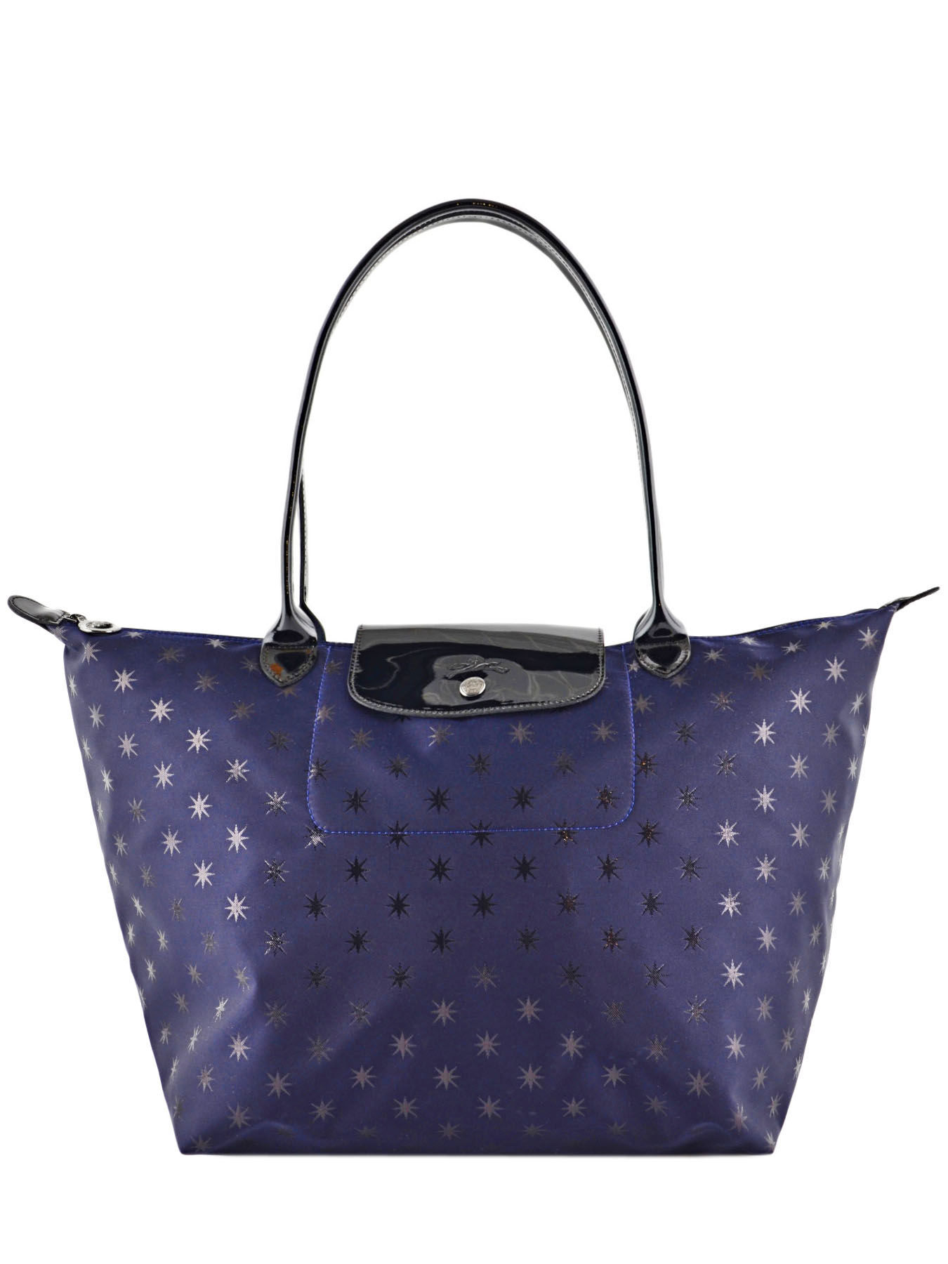 Longchamp Messenger bag Blue