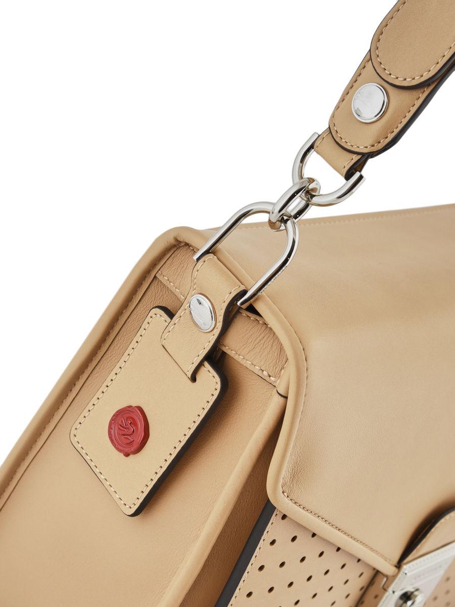 M Shoulder bag Mademoiselle longchamp leather LONGCHAMP
