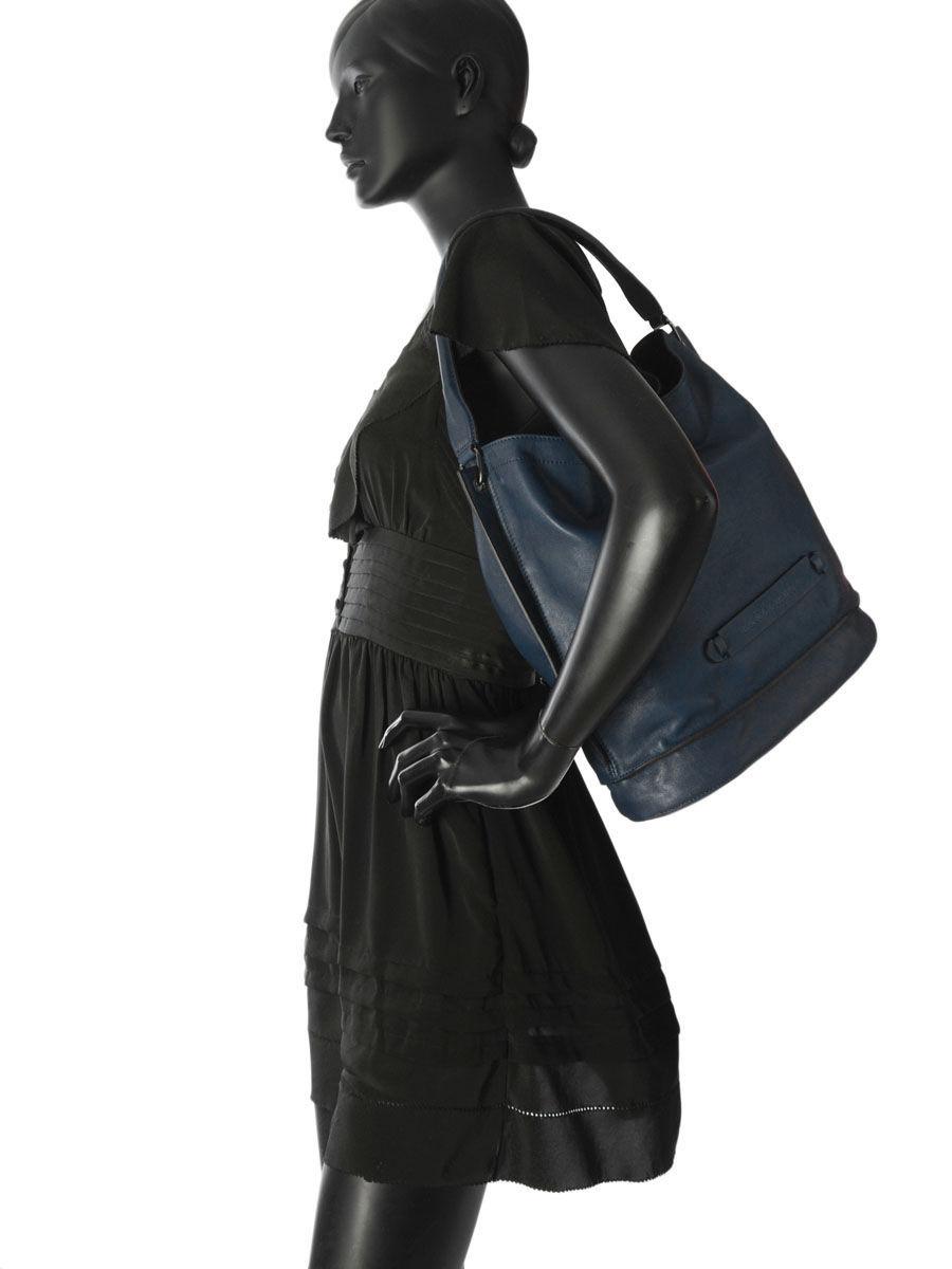 Sac porté épaule Longchamp 3D cuir LONGCHAMP