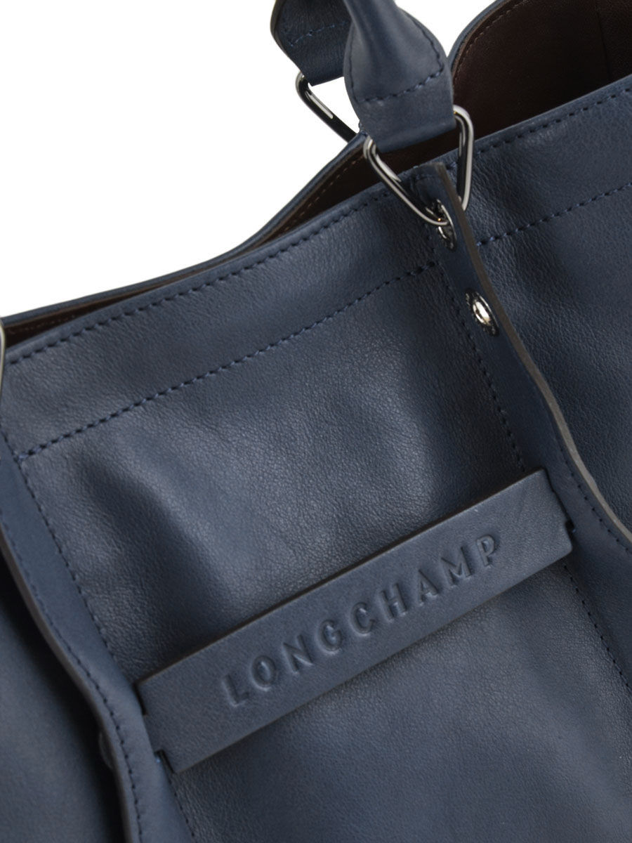 Longchamp 3d M TOTE leather LONGCHAMP
