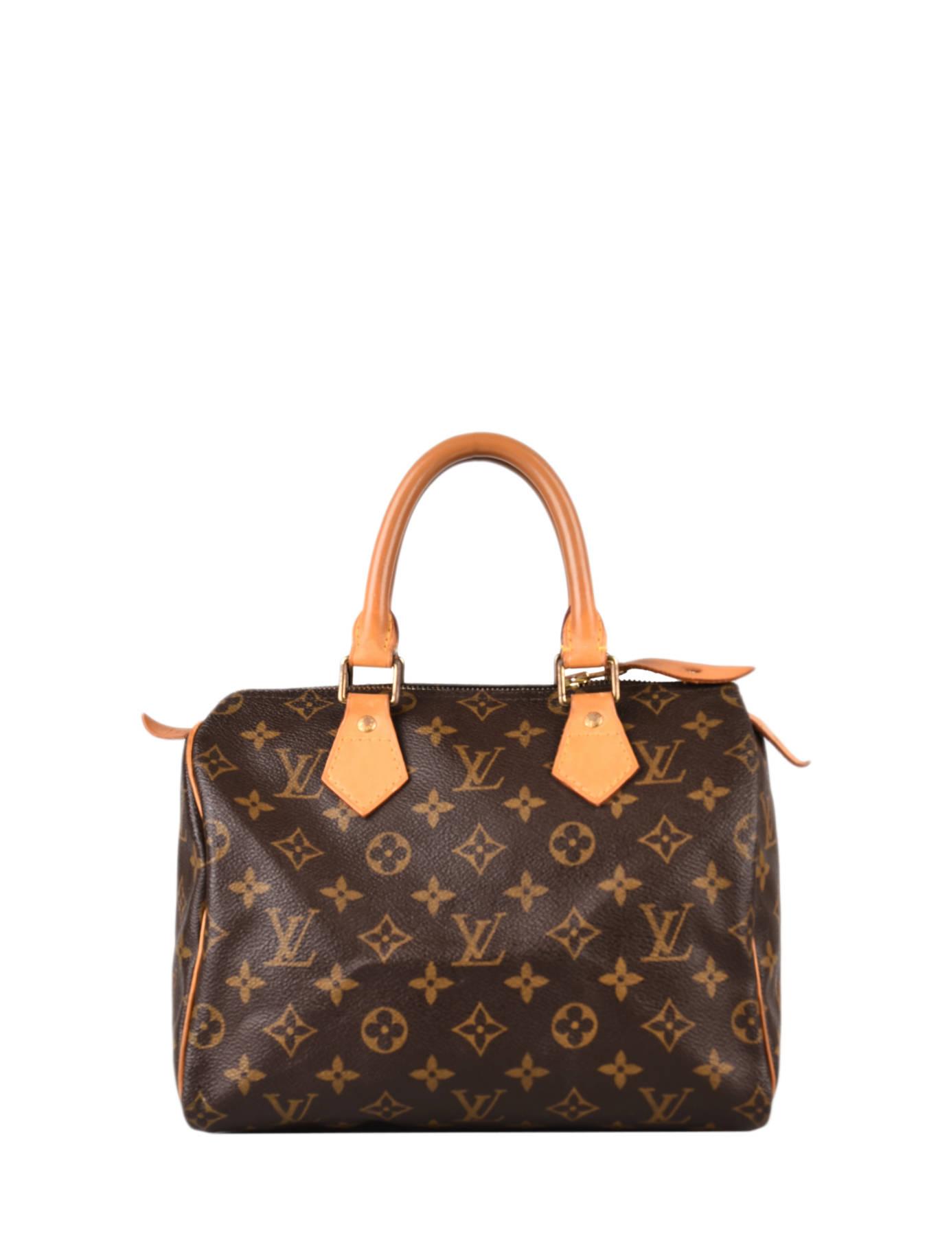 Sac à main d'occasion Louis Vuitton Speedy 25 Monogrammé BRAND CONNECTION