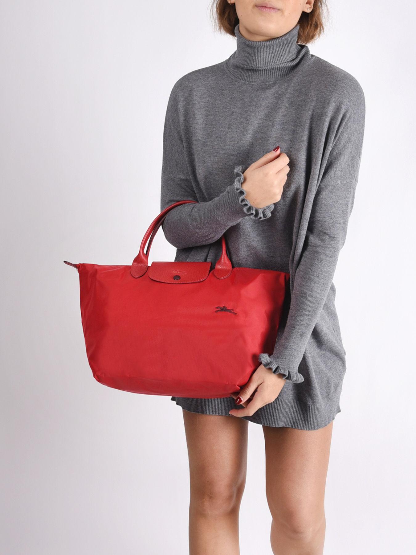 Handbag M Le pliage club LONGCHAMP