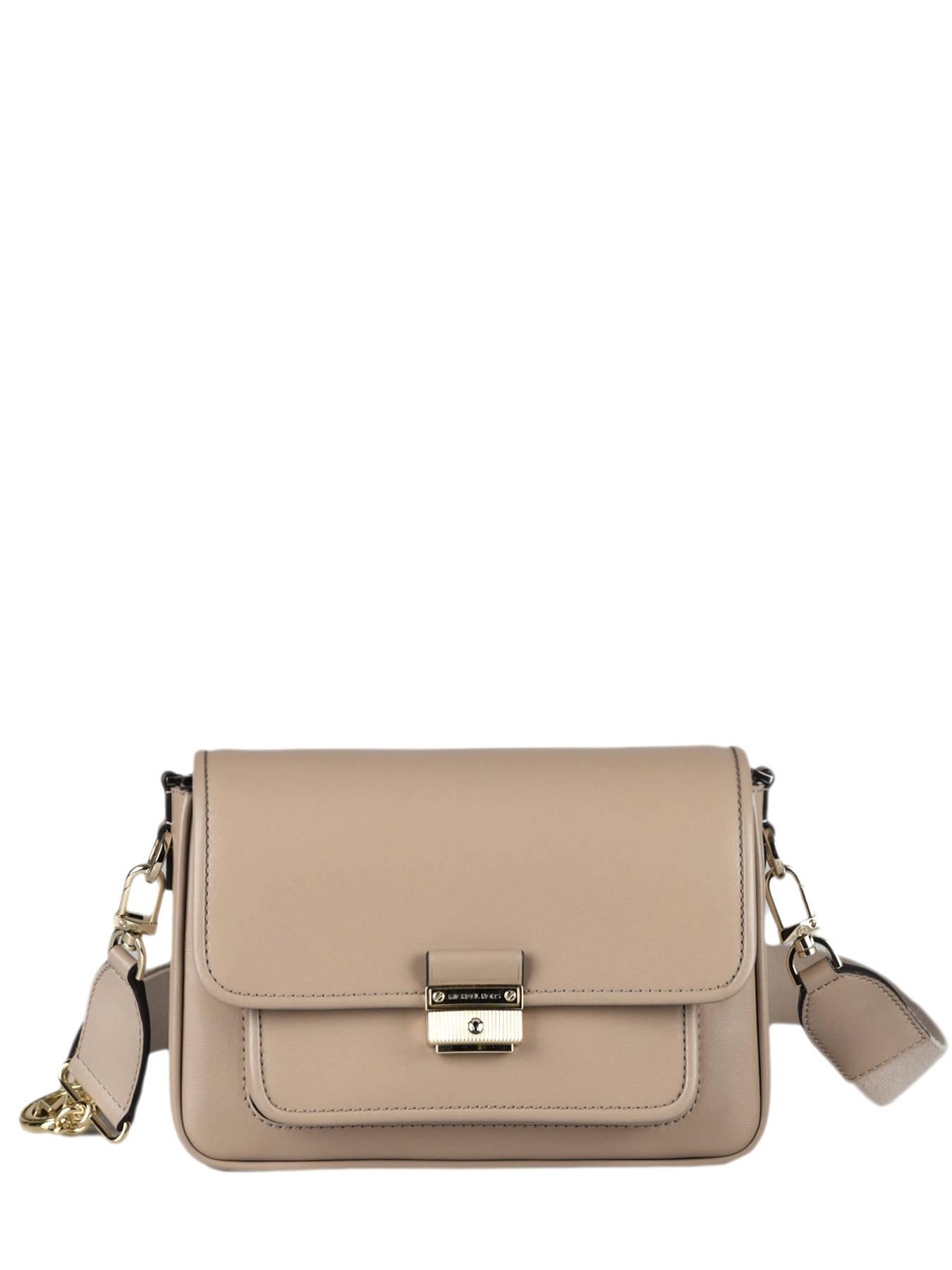 Shoulder bag Bradshaw leather MICHAEL KORS