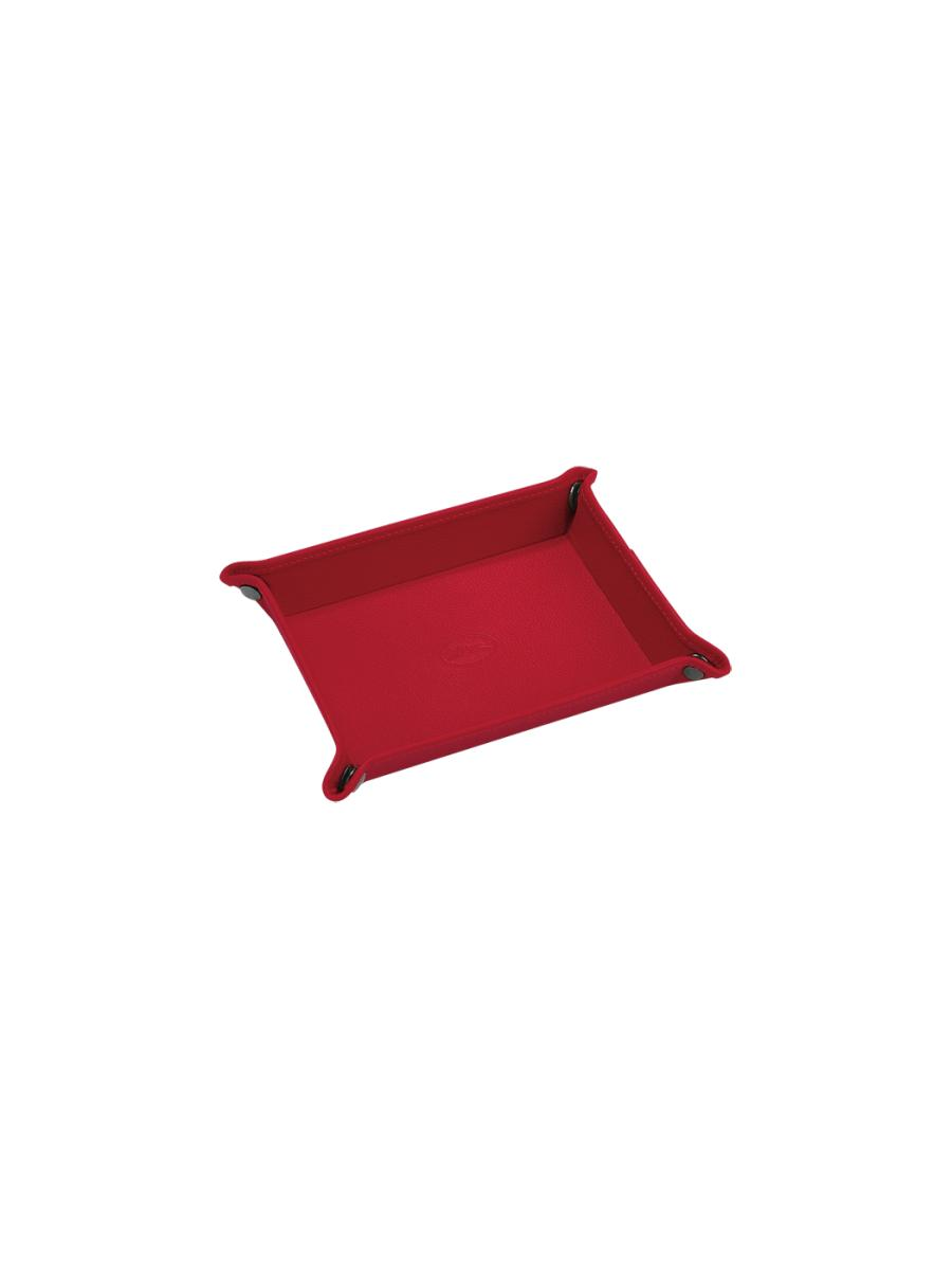 Longchamp Le foulonné Clutch Red