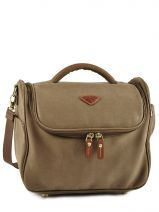 Beauty Case Softside Jump Beige 4456A
