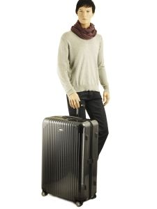 Hardside Luggage Salsa Air Rimowa Blue salsa air 82573-vue-porte