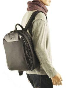 Backpack Francinel Black omak 653507-vue-porte