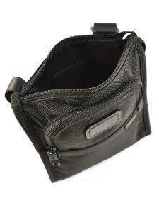 Crossbody Bag Tumi Black alpha 2 travel - 0DH22110-vue-porte