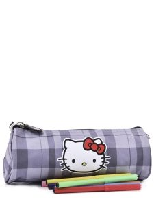 Kit Hello kitty Black teddy kitty HOE20009-vue-porte