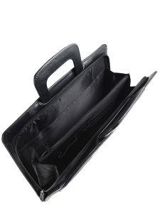 Briefcase Classic Miniprix Black classic YB062-vue-porte