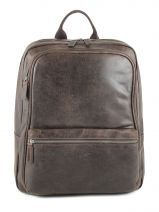 Backpack Gerard henon Brown outland 8366