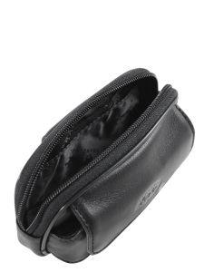Messenger Bag Francinel Black palerme 1146-vue-porte