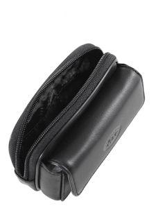 Messenger Bag Francinel Black palerme 1147-vue-porte