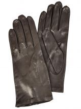 Gloves Omega Brown soie 000PW