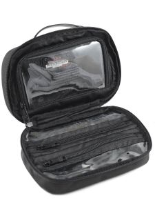 Toiletry Kit Tumi Black alpha 2 travel DH22193-vue-porte