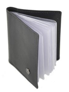 Card Holder Leather Etrier Black dakar 200021-vue-porte