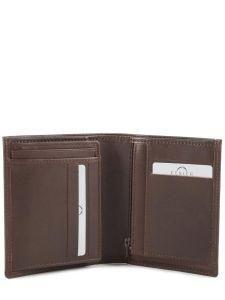 Wallet Leather Etrier Brown dakar 200142-vue-porte