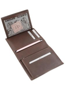 Wallet Leather Etrier Brown dakar 200624-vue-porte