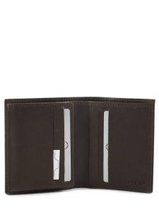 Card Holder Leather Etrier Green dakar 200015-vue-porte