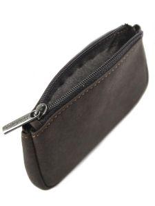 Purse Leather Francinel Green bilbao 47946-vue-porte