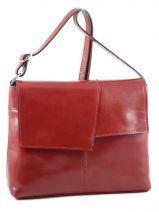 Shoulder Bag Collet Milano Red collet 008