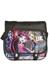 Crossbody Bag Monster high Black be a monster MOH37112