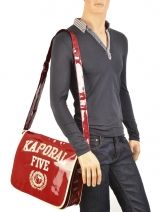 Crossbody Bag A4 Kaporal miami MKA1947-vue-porte