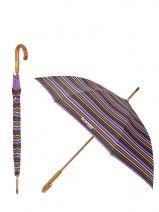 Parapluie Isotoner les cannes 9218-vue-porte