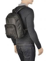 Backpack Francinel Black 8070-vue-porte