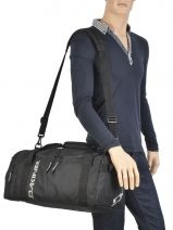Cabin Duffle Travel Bags Dakine Black travel bags 8300-483-vue-porte