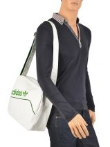 Crossbody Bag A4 Adidas stan smith F79504-vue-porte