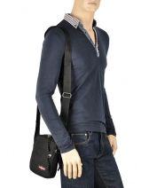 Crossbody Bag Eastpak Black K045-vue-porte