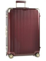 Hardside Luggage Limbo Rimowa Red limbo 88677