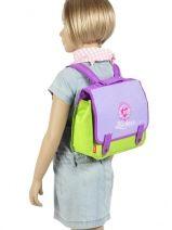 Satchel 1 Compartment Kickers pre kids fille 401330-vue-porte