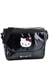 Sac Bandoulière Hello kitty Noir classic dot