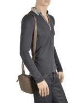 Crossbody Bag Etrier Beige nevada 00021160-vue-porte