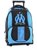 Wheeled Backpack Olympique de marseille Black om 141O204R